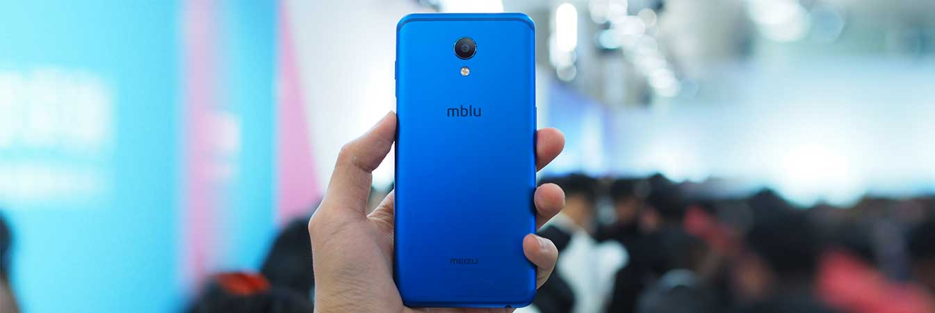千元全面屏魅蓝S6现场上手,指纹设计是亮点