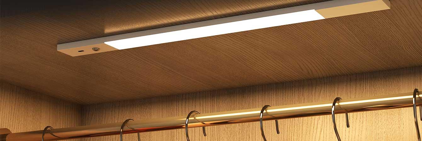 魅族Lipro LED橱柜灯开箱,居然可以有这么多玩法!